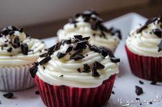 Red Velvet Cupcakes s krémovým sýrem