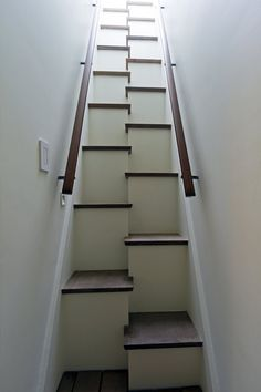 Staircase= saw some like these when we were in Amsterdam! So narrow and steep!