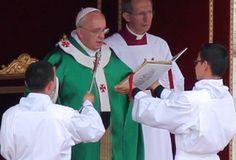 TEXTO COMPLETO: Homilía del Papa Francisco en Misa por el Encuentro de las Familias