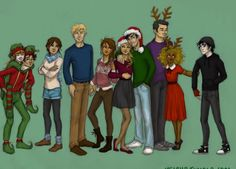 Argo II Christmas