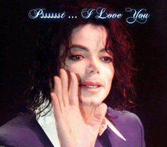"""I love you more MJ"""