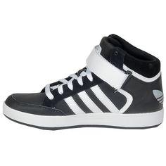 Coole schwaze Sneaker von Adidas. Die Sneaker mit Streifen haben ein sportliches Design und sind echte Highlights!  - ab 48,99 €