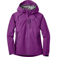 Outdoor Research - Clairvoyant GTX Jacket - Women's - Wisteria