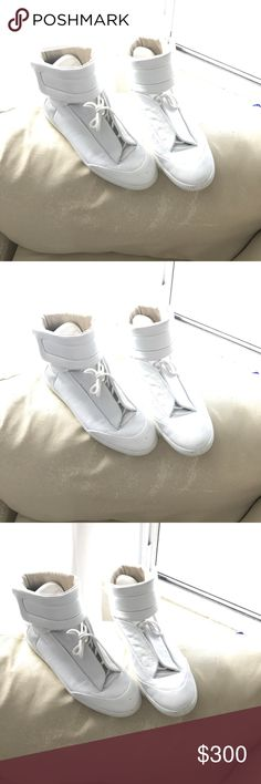 Maison martin margielas Worn but still in great condition lmk if you want Maison Martin Margiela Shoes Sneakers