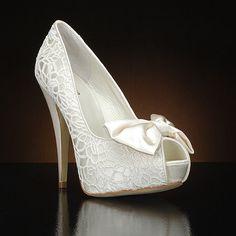 MENBUR GALATEA-5370Wedding Shoes and GALATEA-5370 Bridal Shoes IVORY
