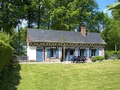 Vakantiehuis SM101 in Seine Maritime, Normandië.