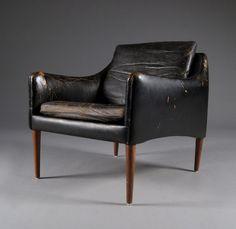 Hans Olsen, Armchair for CS Furniture, 1958.
