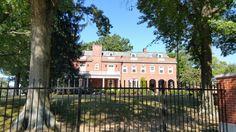 West Virginia Governor Mansion, Charleston WV