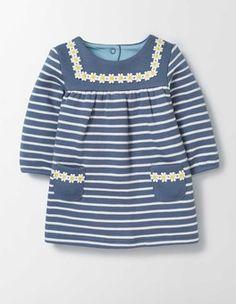 Cosy Sailor Dress Boden