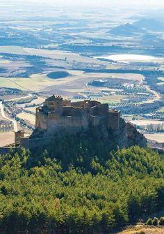 Castillo de Loarre, Aragón