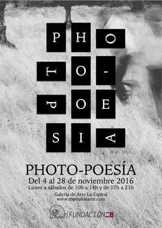 #Exposiciones de #fotografía . Jerez de los Caballeros. Galería de Arte La Espiral. www.espiraldearte.com