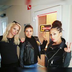 МелиSSa в гостях на радио Dfm www.melissamusic.ru