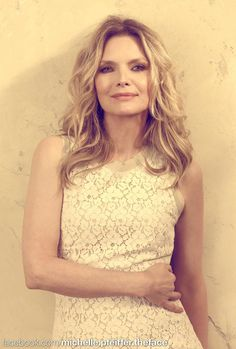 Michelle Pfeiffer This is how I hope I age