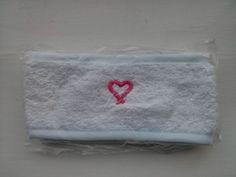 White Toweling Band Headband Sweatband Velcro Beauty Salon Spa Make-up Towel lot in Health & Beauty, Other Health & Beauty   eBay