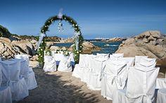 #weddingbythesea #Sardinia #dream #luxury #Delphinahotels