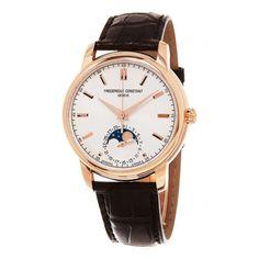 Frederique Constant Classics Moonphase Men's Swiss Automatic Watch FC-715V4H4