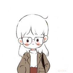 Kawaii Wallpaper, Cute Wallpaper Backgrounds, Cute Cartoon Wallpapers, Anime Child, Anime Art Girl, Cartoon Design, Cartoon Art, Cute Kawaii Animals, Illustration Art Drawing