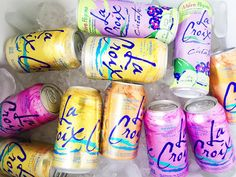 The maker of La Croix soft drinks is crashing after a short seller accuses it of cooking the books (FIZZ)