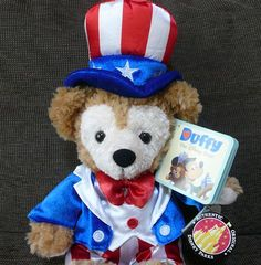 Duffy Bear.I have this one.