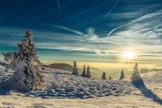 Traumhafte Winterlandschaften richtig fotografieren! Photo by Tobias Ackermann