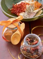 Asian Spice Mix ~ Send a lucky recipient on a world excursion with a melange of cooking spices.