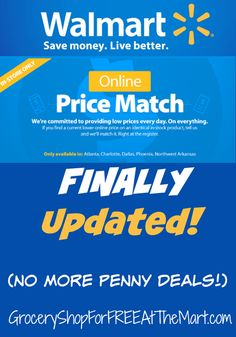 I Have something like this on my new Galaxy s5 Phone.  It's not called price match it's called Walmart's Savings catcher ecard! Today I saved over $39.73 on my Shopping Trip!
