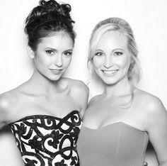Nina and Candy