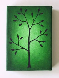 this would look good on my wall. i love trees.