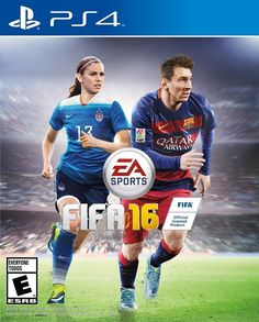 Türkiye'nin Amazoncusu: FIFA 16 - Standard Edition - PlayStation 4