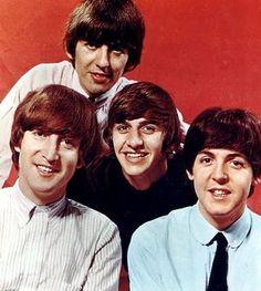 ビートルズのレアで高画質な写真
