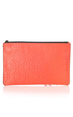 Loewe Bright Coral Al Andalus Pouch