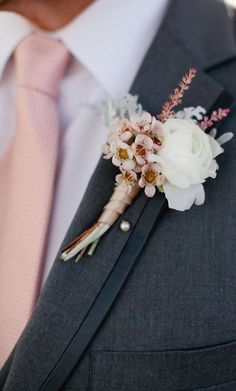 Come get the perfect boutonniere for your Prom date! http://www.houseofflowersonline.com/