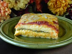 Chile Rellenos Casserole~great meatless meal-serve w/Spanish Rice