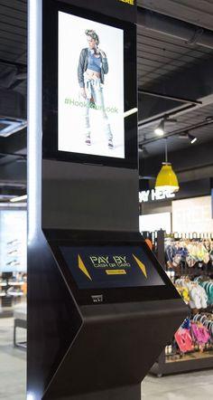 Tech - Retail Focus - Retail Interior Design and Visual Merchandising