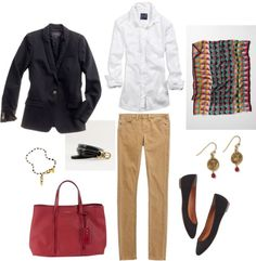 """""""Bright Borders Scarf"""" by bluehydrangea on Polyvore"""