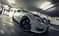 nice Wheelsandmore Cls63 Amg Background Picture