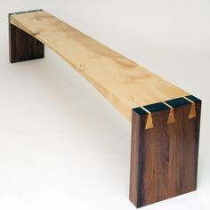 Scott Mitchell - Bench Seat. Bungendore Wood Works Gallery