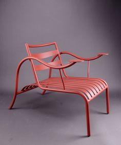 Jasper Morrison, thinking man's chair, 1986, Cappellini