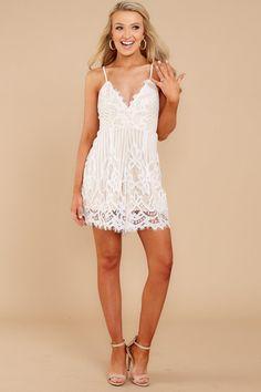d99806086143 Chic White Lace Romper - Cute Romper - Romper -  38.00 – Red Dress Boutique  White