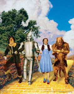 The Wizard of Oz: Glitter Yellow Brick Road Posters at AllPosters.com
