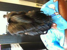 Beautiful curls #3 #naturalHair press