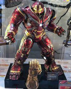 Avengers infinity war hulkbuster suit