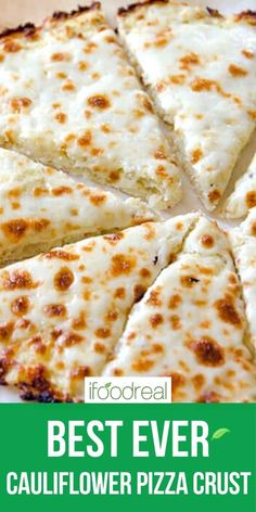 How to make THE BEST crispy and tasty low carb cauliflower pizza crust with an easy foolproof step by step video recipe. Clean Eating Recipes, Healthy Dinner Recipes, Low Carb Recipes, Vegetarian Recipes, Cooking Recipes, Pizza Recipes, Healthy Food, Fun Recipes, Rice Recipes