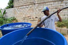 Alcaldía de Guacara se mantiene desplegada con suministro gratuito de agua potable