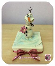 My Sweet Olaf - Cake by Carla Poggianti Il Bianconiglio