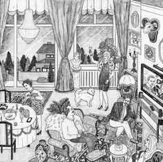 Josephin Ritschel Illustrations | The Stoop