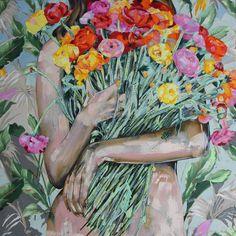"""Flowers. """"I Love You Like"""" 2014. Jessica Watts"""