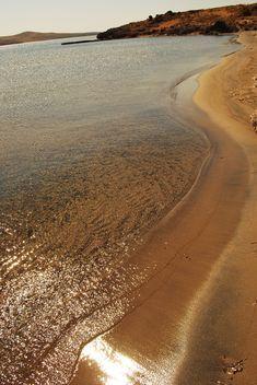 Sigri beach, Lesvos Island, Greece