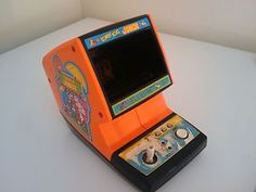 Coleco Nintendo DONKEY KONG JR JUNIOR Table top Mini Arcade Game 1982 1983