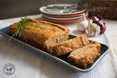 Paleo recept - gehaktbrood van tonijn